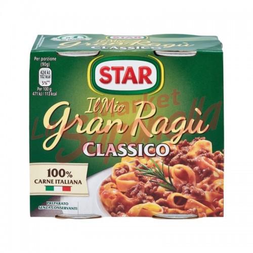 Star sos Gran ragu clasic-2x180g